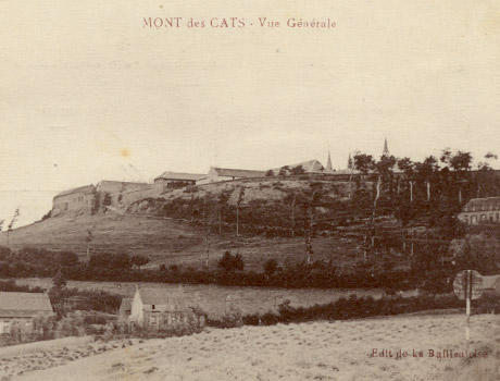 1898 cote caserne - Brasserie du Mont des Cats - bire trappiste franaise