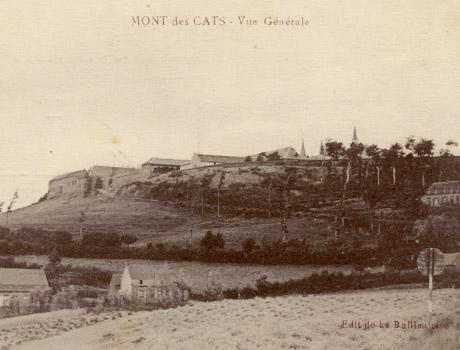 1898 cote caserne - Brasserie du Mont des Cats - bière trappiste française