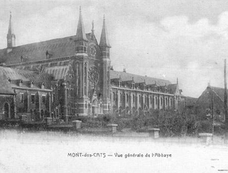1902 Brasserie du Mont des Cats - bière trappiste française