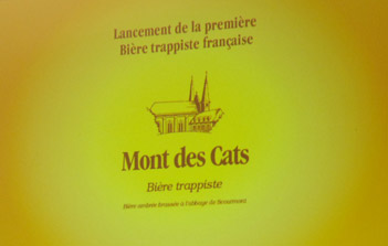 Bire Trappiste Franaise du Monts des Cats