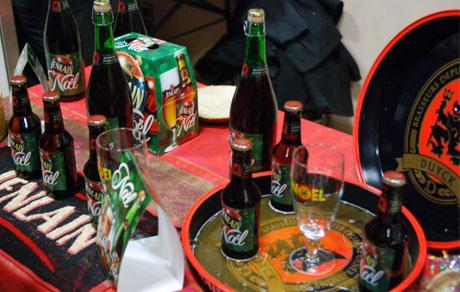 Bière de Noel Jenlain