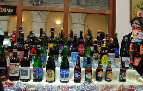 soirée Bière de Noël