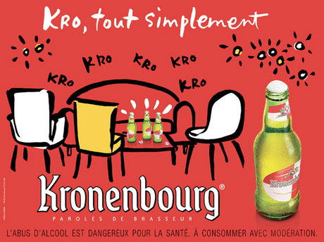 Campagne Publicitaire Kronenbourg 2011