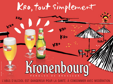 Campagne Marketing Kronenbourg 2011