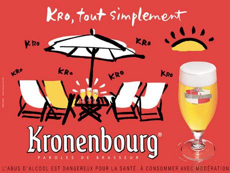 Campagne Kronenbourg 2011