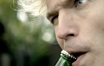 Open biere san miguel